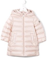 Moncler 'Majeure' padded coat - kids - Feather Down/Polyamide - 3-6 mth