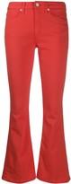 Dondup Amanda boot-cut jeans