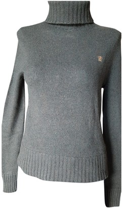 Ralph Lauren Khaki Wool Knitwear for Women Vintage