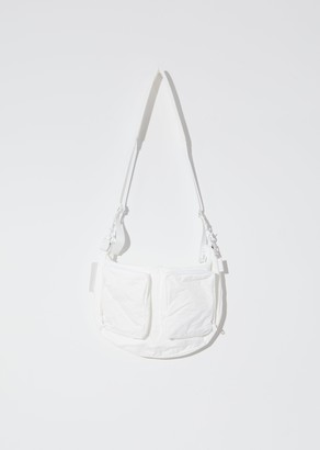 Amiacalva Gabardine Bodybag White