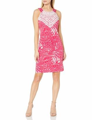 Pappagallo Women's Scuba Halter Dress