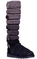Muk Luks Miranda Marled Texture Stripe Boot
