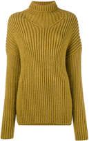 A.F.Vandevorst chunky knit poloneck