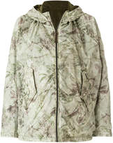 Woolrich lightweight printed jacket