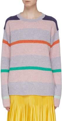 Acne Studios Colourblock stripe sweater