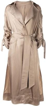 Cinq à Sept Aziza duster coat