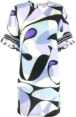 Emilio Pucci printed short dress