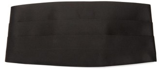 Givenchy Silk-satin Cummerbund - Black
