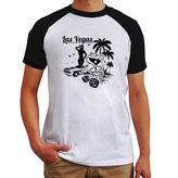 Eddany Las Vegas good life Raglan T-Shirt