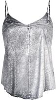 RtA spaghetti straps blouse - women - Silk - S
