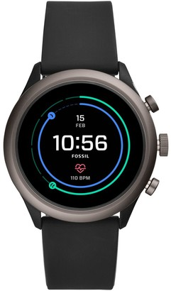 Fossil Sport Smart Watch 43mm Silicone Band