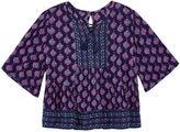 Arizona 3/4 Sleeve Blouse - Toddler