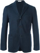 Boglioli patch pocket blazer jacket