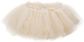 Bunnies by the Bay Cream Tulle Tutu - Infant