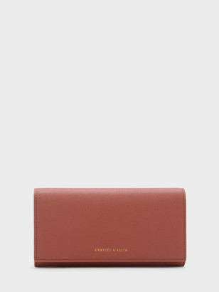 Charles & Keith Basic Long Wallet