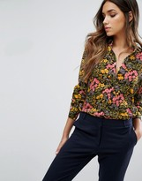 Warehouse Garden Posy Shirt