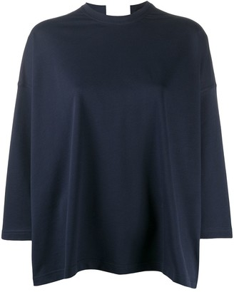 Sofie D'hoore Slouchy Cotton Tunic Top