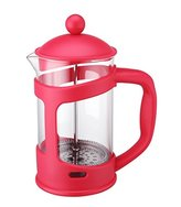 Zodiac 6-Cup Cafetiere, Red