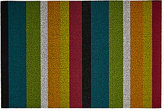 Chilewich Shag Bold Striped Indoor/Outdoor Floor Mat