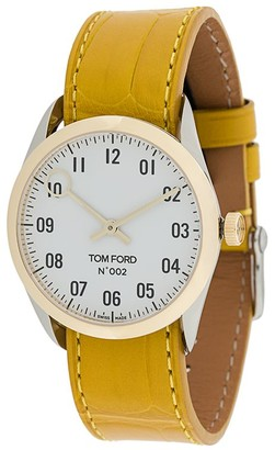 Tom Ford Watches 002 Round 34mm
