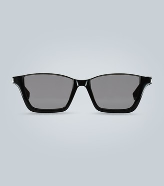 Saint Laurent Rectangular butterfly sunglasses