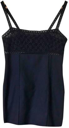 Chloé Blue Wool Dresses