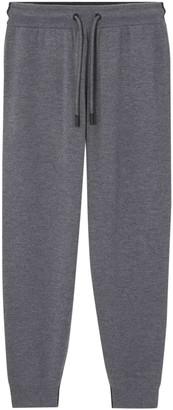 Burberry Charcoal Grey Sweatpants