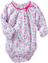 Osh Kosh Oshkosh Floral Woven Bodysuit - Baby Girls 3m-24m