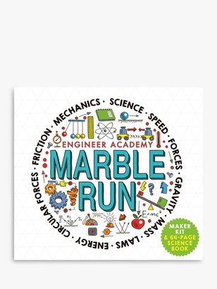 Baker & Taylor Engineer Academy Marble Run Children's Book