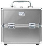 S.O.H.O New York Ipop Silver Four Drawer Beauty Case