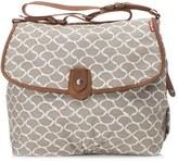 Babymel Infant 'Satchel' Diaper Bag - Beige