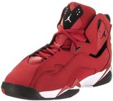 Jordan Nike Kids True Flight Bg Basketball Shoe 5.5 Kids US