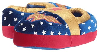 Favorite Characters WWF202 Wonder Womantm Low Slipper (Toddler/Little Kid) (Red/Blue) Girls Shoes