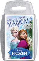 Board Games Disney Frozen Top Trumps