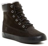Timberland Flannery Hidden Wedge Faux Fur Lined Boot