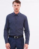 Armani Collezioni Brillantino Stampato Shirt