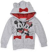 Disney 2T-6X Minnie Mouse Hoodie