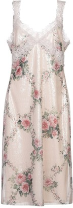 Blumarine 3/4 length dresses