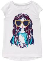 Gymboree Sunglasses Girl Tee