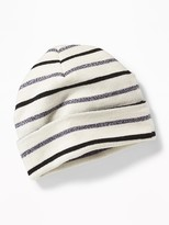Old Navy Roll-Cuff Beanie for Men