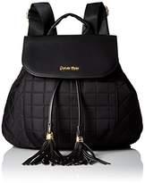 Calvin Klein Nylon Quilted Nylon Backpack
