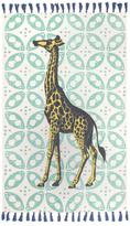 Thomas Paul Giraffe Tassel Cotton Rug