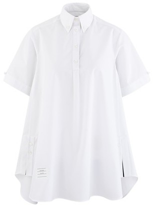 Thom Browne Cotton shirt dress