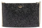 Kate Spade Cameron Street - Glitter Sima Clutch - Black