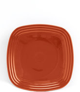 Fiesta Paprika Square Luncheon Plate