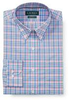 Lauren Ralph Lauren Classic-Fit Plaid Dress Shirt