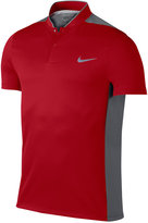 Nike Men's Fly Sphere Colorblocked Golf Polo