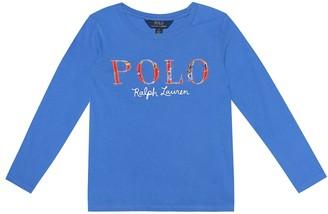 Polo Ralph Lauren Logo cotton T-shirt