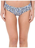 MICHAEL Michael Kors Chilitington Shirred Hipster Bottom