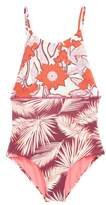 Maaji Girl's Currant Lollipop One-Piece Swimsuit